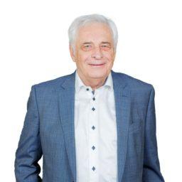 Günter Jany Stell. Vertretender Vorsitzender