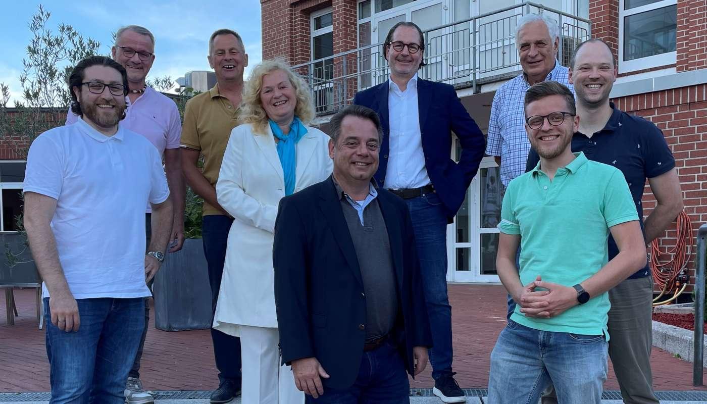 Vorstand FDP Dietzenbach 2021